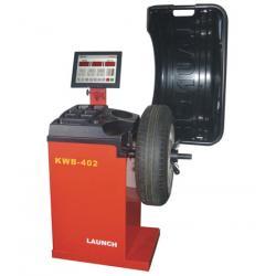 China High Precision Auto Workshop Equipment , KWB-402 Automatic Wheel Balance Machine on sale