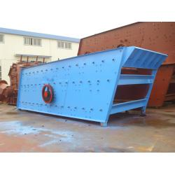 China Export to Indonesia YZS1237 30t/h vibrating screen for less than 40mm mining ore size grading on sale