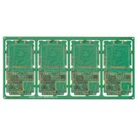 Single Sided 8 Layer PCB HDI Rigid Printed Circuit Board Fabrication (1+6+1) For Vehicle