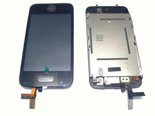 TFT Touch LCD Screen Digitizer Assembly Replacement for IPhone 3GS Product Photos,TFT Touch LCD Screen Digitizer Assembly Replac