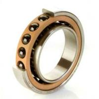 Long life chrome steel, Gcr15 angular contact ball bearings 7201C for industrial equipment