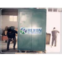 Metal Enclosed Doors Type Transformer Oil Purifier Machine ZYD-W-100 6000L/H