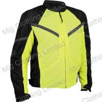 Kevlar motorcycle jacket