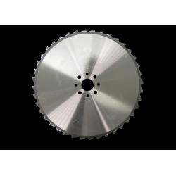 China 460mm Steel Tube Metal Cutting Saw Blades / cold cut saw Cermet tip 40z 60z on sale