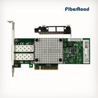 PCI Express x8 Dual Port SFP+ 10 Gigabit Server Adapter(Intel 82599ES Based)