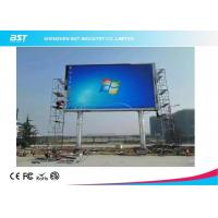 SMD2727 Outdoor Advertising LED Display , Large Outdoor LED Display Screens