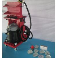 CE Automotive Garage Equipment , Car Polisher Machine With Dust Cleaner