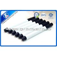 Office Eco Magnetic Whiteboard Marker Pens / Black Permanent Marker Pen