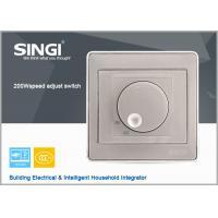 Fan Speed Regulator Fan speed rotary switch electrical ceiling fan regulator wall switch/switch power supply