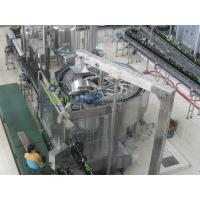 Glass Bottle Beer Filling Machine Automatic Multi-Head With Multi-Room Feeding