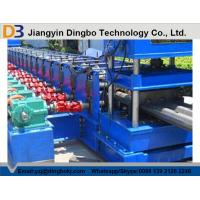 Highway Guardrail Roll Forming Machine Equipment 20m / Min Speed
