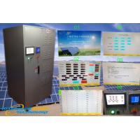 Anti-islanding test load for PV inverter test system