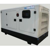 8KW Manual Perkins Diesel Generator, Synchronous Brushless Alternator