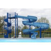 Amusement swimming pool water slides adult water slide