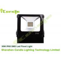 30 Watt High Power Led Flood Light IP65 6000K 2550Lm For Residential Lighiting
