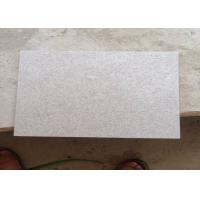 Pearl White Granite Stone Tiles Slabs For Living Room Decoration 2.8kg/Cm3 Density