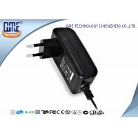 EU PIN Anti interference Wall Mount Power Adapter 9V 2.5A with Ferrite Core