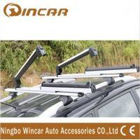 Aluminum Ski Carrier Snowboard Car Roof Racks for 4x4 automobile