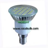 3W led cup light enviroment led lamp  E14 MR16 E27 5050SMD led cup lamp