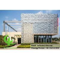 Aluminium Wall Cladding Panels 1200x2400x3mm Powder Coated Exterior