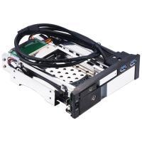Unestech  5.25 optical disk aluminum casing hard drive caddy enclosure 2.5 SATA SSD and 3.5 hard disk USB3.0 HDD Enclosu