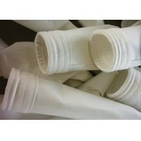 Nonwoven Glass Fiber Cloth High Temperature Filter Media For Dust Filter Bag