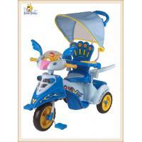 4 In 1 Baby Smart Trike Balance Bike For Kids , Large Storage Basket