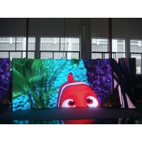 P6 RGB SMD LED Panel display Sign Board For Indoor Advertising
