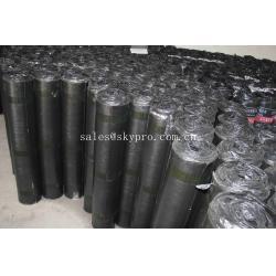 China Fiberglass based SBS Modified Bitumen Waterproofing Membrane / Rubber Sheet Roll on sale