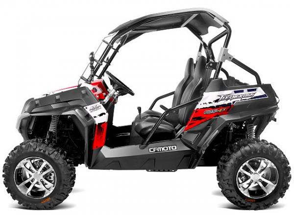 cfmoto zforce 600 ex side by side dune buggy street legal zhipeter. Black Bedroom Furniture Sets. Home Design Ideas