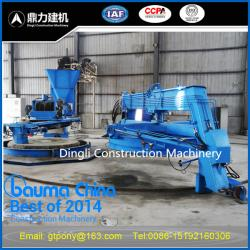 China Concrete Culvert Pipe machine with Vertical Vibration Casting on sale