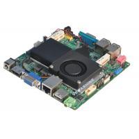 Intel® 1037U CPU Embedded Nano mainboard Support VGA / HDMI / LVDS Dual Display