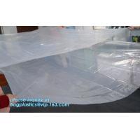 Jumbo Dustproof Plastic Mattress Cover, Durable Queen Size Plastic Mattress Cover for Storage, Anti-allergen waterproof