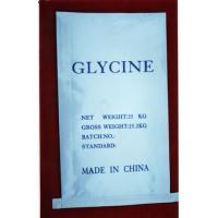 White Powder Food Additives Ingredients CAS 56-40-6 Glycine Amino Acids