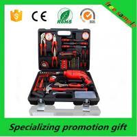 Customized Promotional Tool Kits Mechanical Socket Set 36*26*7.5cm