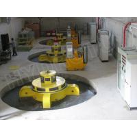 Kaplan Water Turbine / Kaplan Hydro Turbine with Synchro Generator For Low water Head Stations