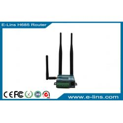 China Small M2M 3G HSPA+ 1 WAN RJ45 Industrial Grade Wireless Router For CCTV / ATM on sale