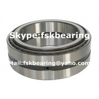 Gcr15 Material L357049/10CD Tapered Roller Bearings Double Row For Truck