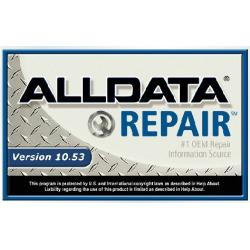 China Alldata 10.53 2013 Q3 Automotive Repair Data + Mitchell Ondemand 5.8.2 on sale