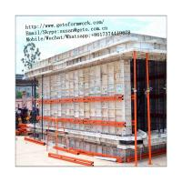 Factory Price Slab Table Formwork System/GETO Formwork Systems/Aluminum Formwork For Concrete
