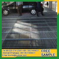 SanBernardino Steel grating/floor grate galvanized drain grating manufacturer competitive price