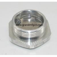 BSP thread 3/8 3/4 1 1/4 gear box Oil level indicator sight glass custom available