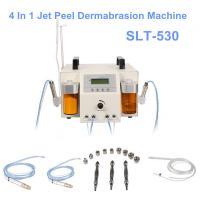 4 In 1 Water Oxygen Jet Peel Machine With Hydro Peel / Hydro Diamond Dermabrasion