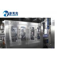 Production Assessment OEM Bottle Drink Water Filling Machine / Machinery