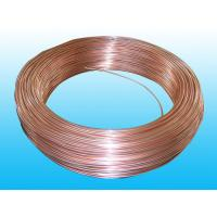 Copper Coated Evaporator Tube 4 * 0.6 mm , Soft And Easy To Bend