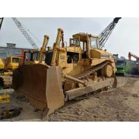 Caterpillar Second Hand Bulldozer Cat D8n Single Ripper Original Paint