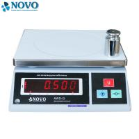 Supermarket Commercial Weight Scale Customized Load Identical Design Rugged Construction