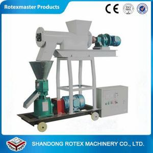 Poultry feed pellet making machine with Corn , soybean and other grains Raw materials