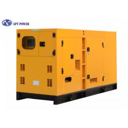 China Industrial 300KW Soundproof Diesel Generator  By Cummins Engine , Rate Output 380KVA on sale