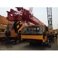 QY25C 25 Ton Used Sany Crane Made in China , 2013 Year Sany Truck Crane Hot Sale in China